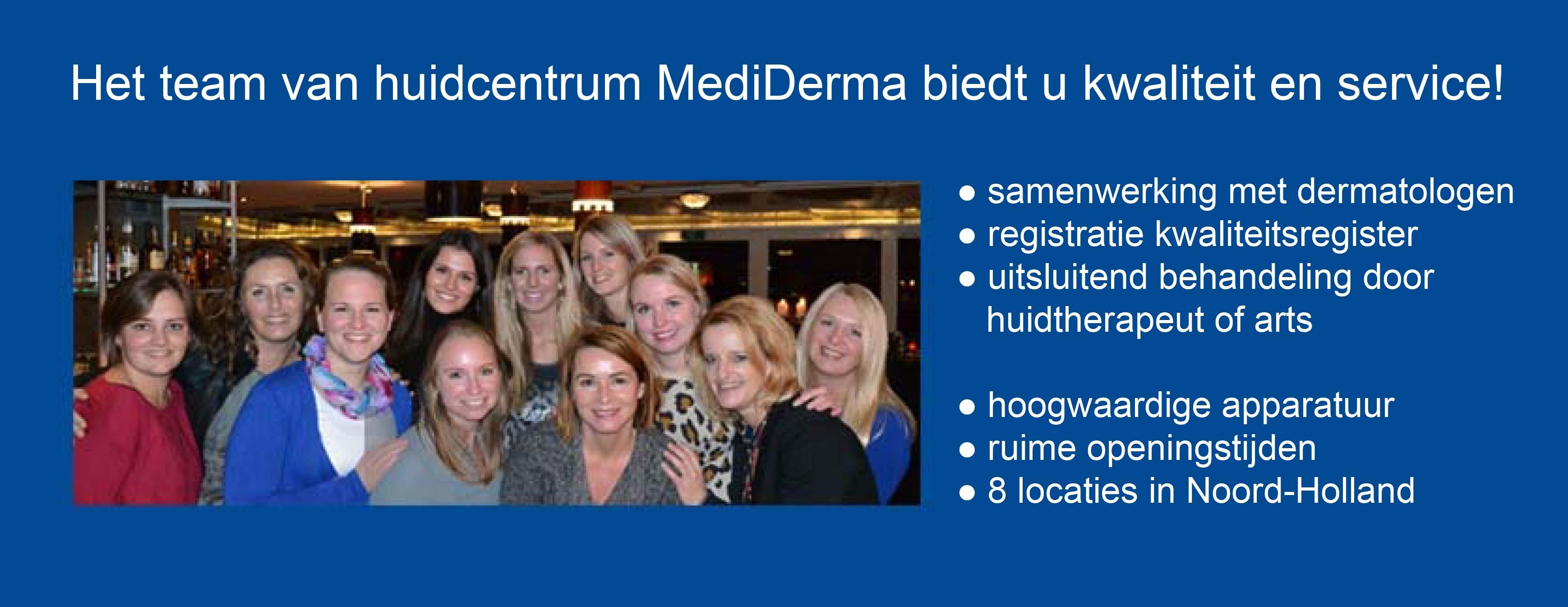 Huidtherapeuten MediDerma